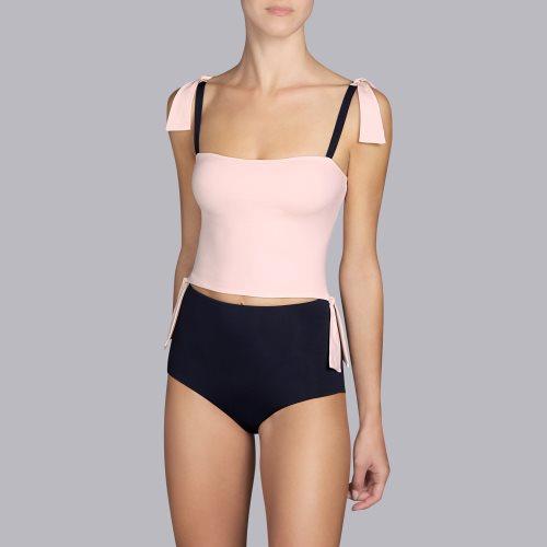 Andres Sarda Swimwear - BELLE - Trikini Front2