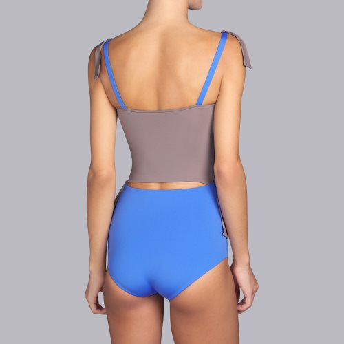 Andres Sarda Swimwear - BELLE - trikini Front3