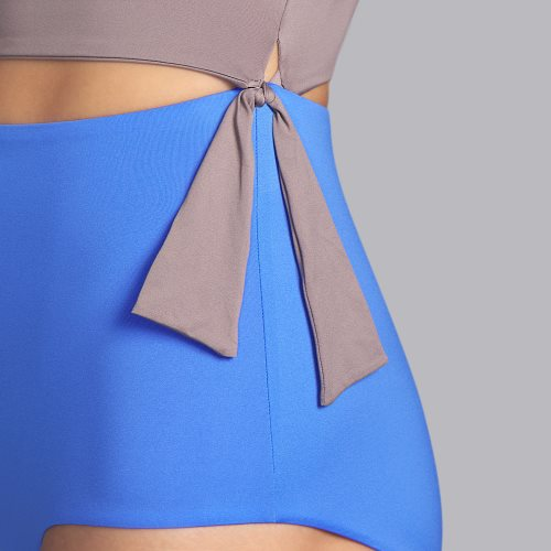 Andres Sarda Swimwear - BELLE - trikini Front4