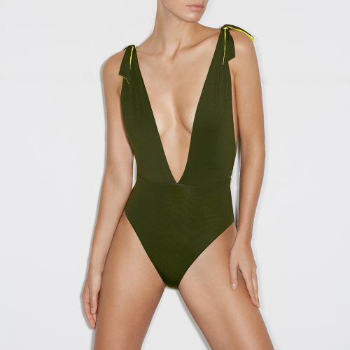 Andres Sarda Swimwear - CLAUDIA - Trikini Front