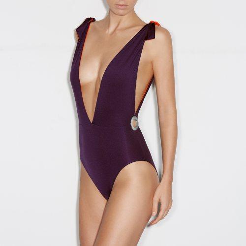 Andres Sarda Swimwear - CLAUDIA - trikini Front2