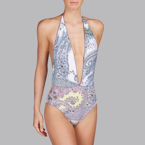Andres Sarda Swimwear - HERON - trikini Front