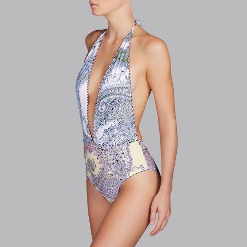 Andres Sarda Swimwear - HERON - trikini Front2