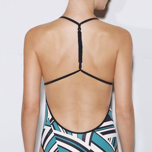 Andres Sarda Swimwear - HILMA - trikini Front4
