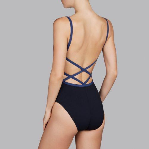 Andres Sarda Swimwear - KEA - trikini Front3