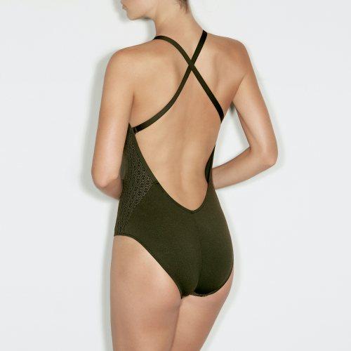 Andres Sarda Swimwear - MAGDA - trikini Front2