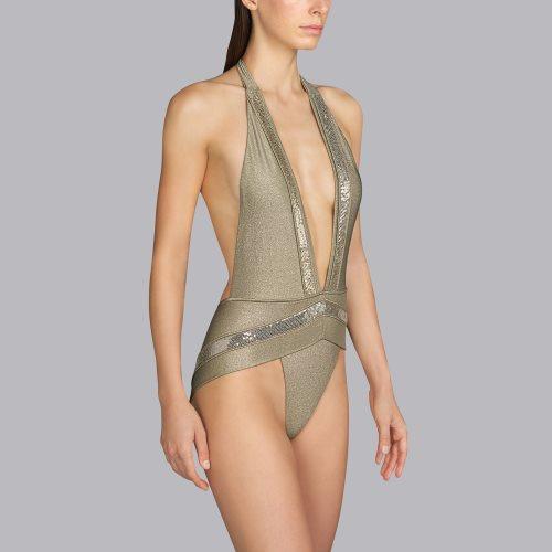 Andres Sarda Swimwear - MOON - trikini Front2