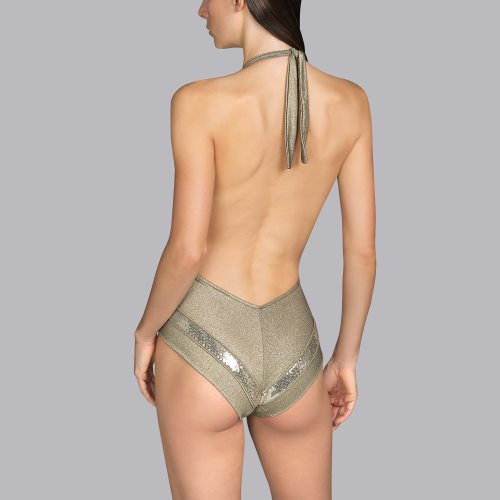 Andres Sarda Swimwear - MOON - trikini Front3