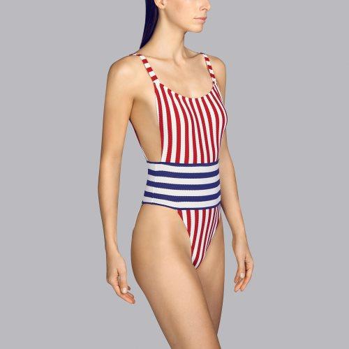 Andres Sarda Swimwear - NAIF - trikini front2