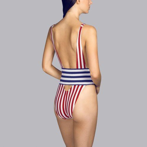 Andres Sarda Swimwear - NAIF - trikini front3