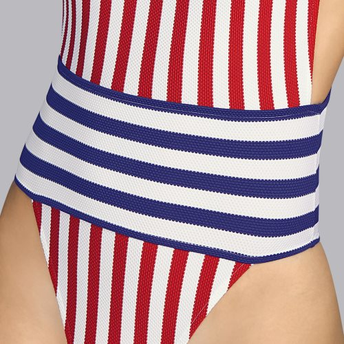 Andres Sarda Swimwear - NAIF - trikini front4
