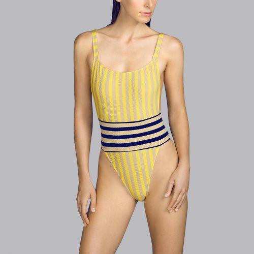 Andres Sarda Swimwear - NAIF - Trikini Front