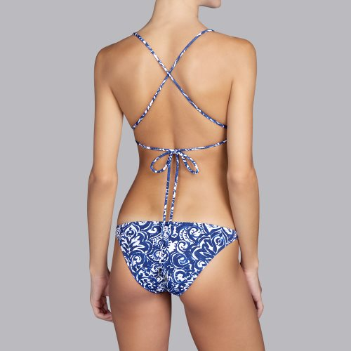 Andres Sarda Swimwear - NECKER - trikini Front3