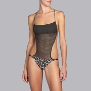 Andres Sarda Swimwear - NECKER - trikini Front