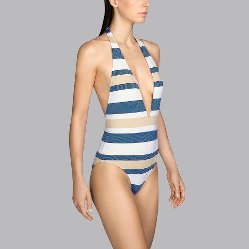 Andres Sarda Swimwear - POP - trikini Front2
