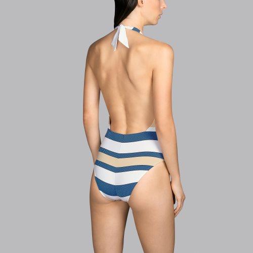 Andres Sarda Swimwear - POP - trikini Front3