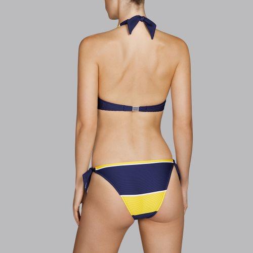 Andres Sarda Swimwear - QUETZAL - trikini Front4