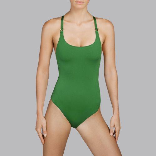 Andres Sarda Swimwear - TANAGER - trikini Front