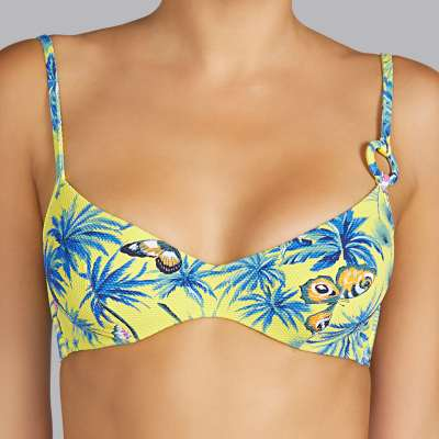 Andres Sarda Swimwear - wire bikini Front