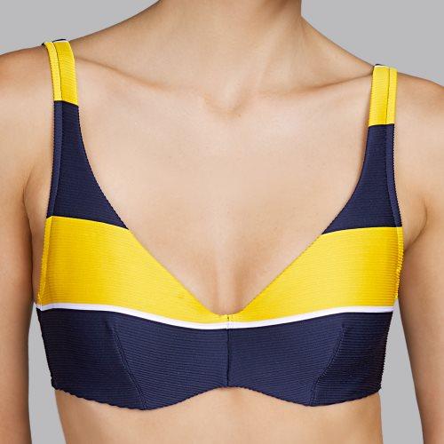 Andres Sarda Swimwear - QUETZAL - Bikini Vollschale mit Bügel Front