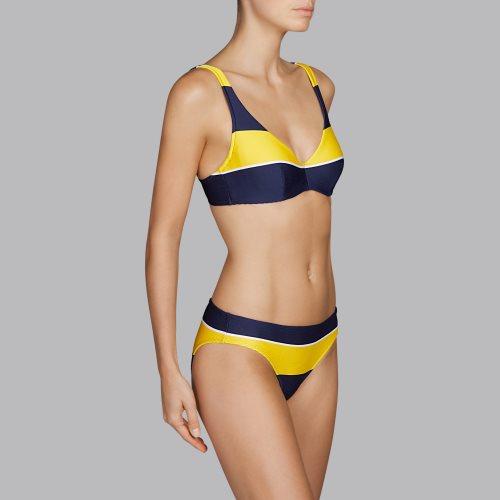 Andres Sarda Swimwear - QUETZAL - wire bikini Front3