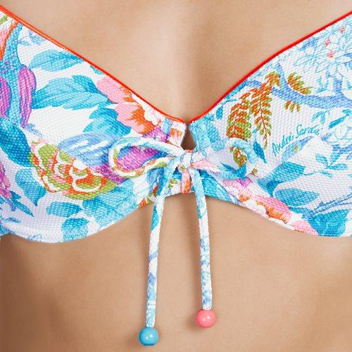 Andres Sarda Swimwear - TURACO - wire bikini Front4