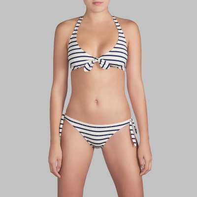 Andres Sarda Swimwear - wire bikini Front4