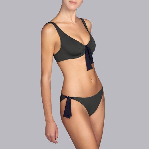 Andres Sarda Swimwear - BELLE - bonnet emboîtant à armatures Front3