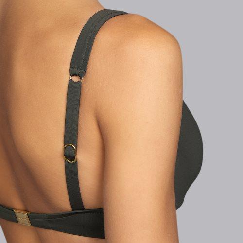 Andres Sarda Swimwear - BELLE - wire bikini top Front5