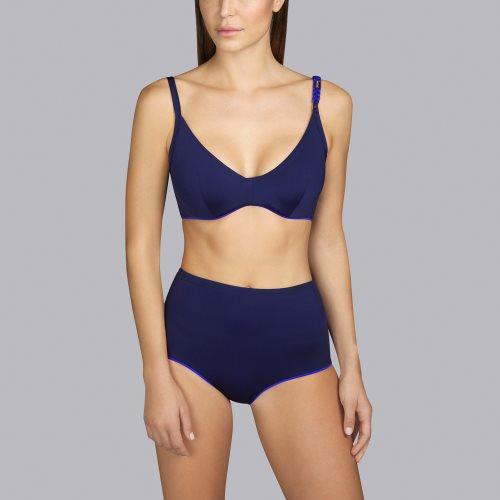 Andres Sarda Swimwear - BOHEME - wire bikini top Front2