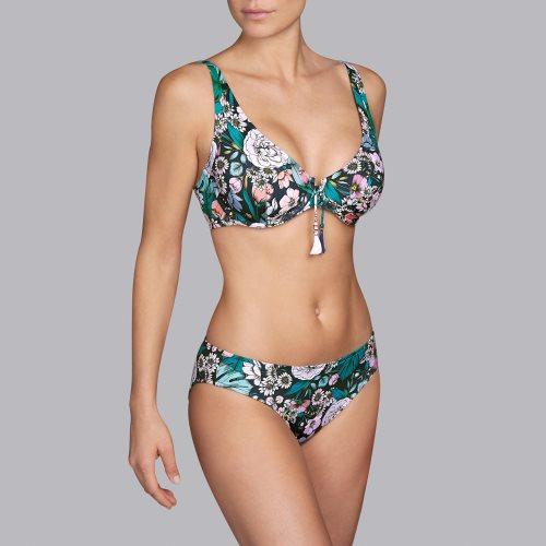 Andres Sarda Swimwear - SHELTER - Bikini-Top Vollschale mit Bügel Front3