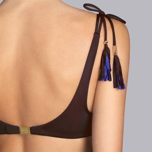 Andres Sarda Swimwear - WILSON - wire bikini top Front5