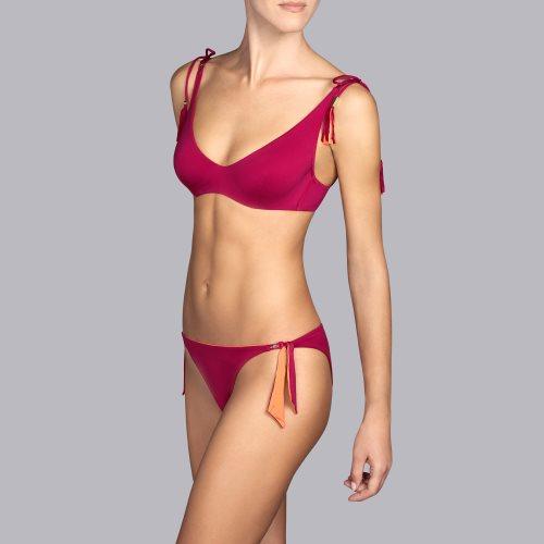Andres Sarda Swimwear - WILSON - Bikini-Top Vollschale mit Bügel Front3