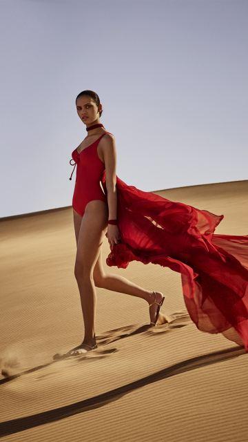 Swimwear WEBER Red