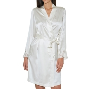 Aubade - short robe Front