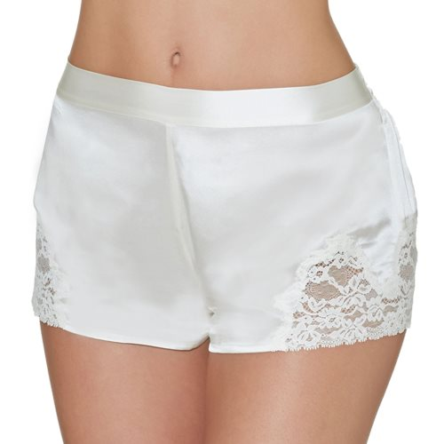 Aubade - CREPUSCULE SATIN - shorts Front