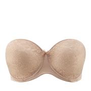 Empreinte - strapless bra Front