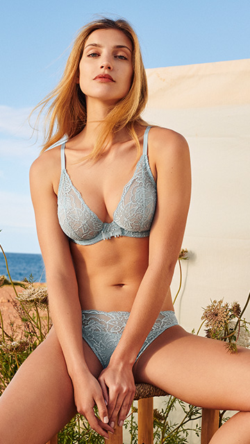 Dessous GALA Something Blue