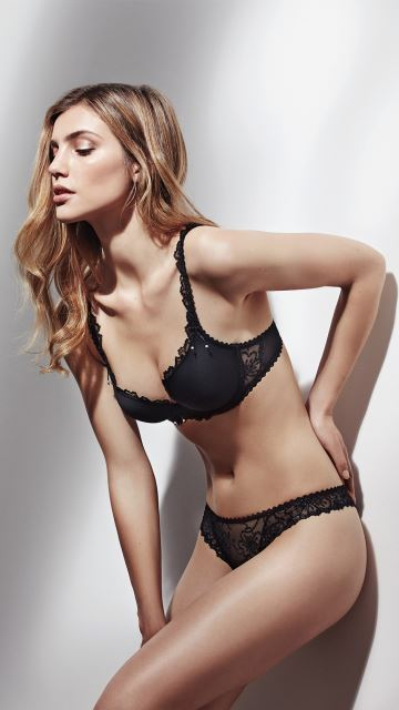 Lingerie JANE black