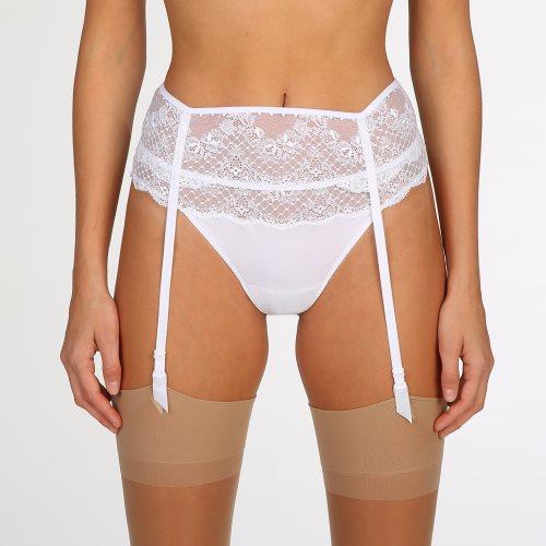 Marie Jo - PEARL - garter belt Front