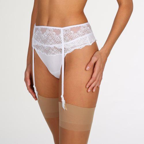 Marie Jo - PEARL - garter belt Front2
