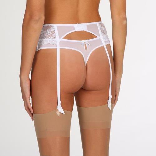 Marie Jo - PEARL - garter belt Front3