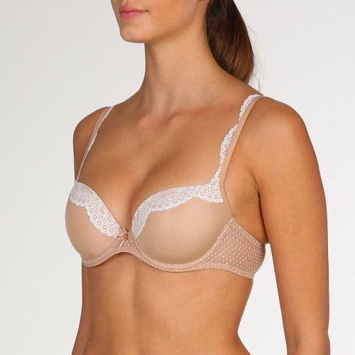 e39bb3871f Marie Jo NORI padded bra bamboo. Buy lingerie online.