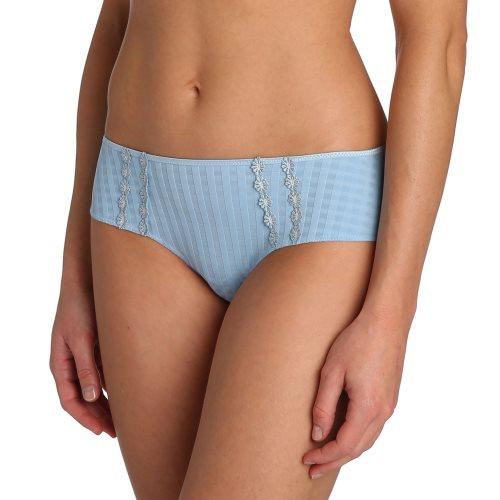 8c151a8022 Marie Jo AVERO Short-Hotpants in ice blue. Dessous online kaufen.