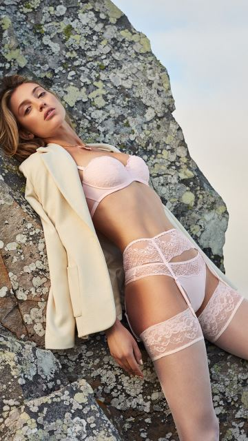 New Arrivals PEARL rose boudoir