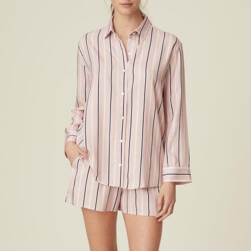 Marie Jo L'Aventure - LOUNGEWEAR - Schlafanzug lange Ärmel Front