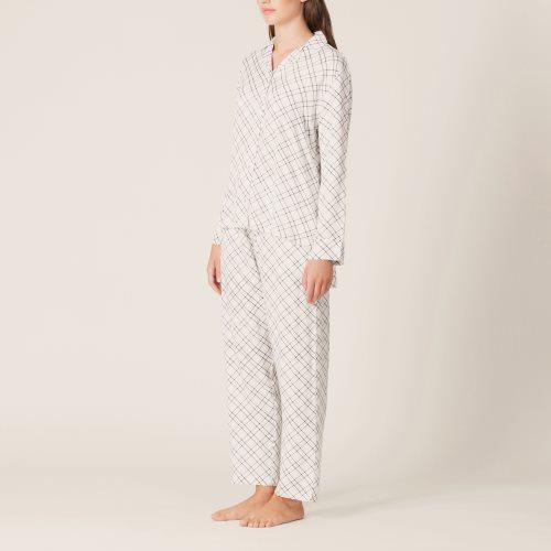 Marie Jo L'Aventure - REM - Schlafanzug lange Ärmel Front