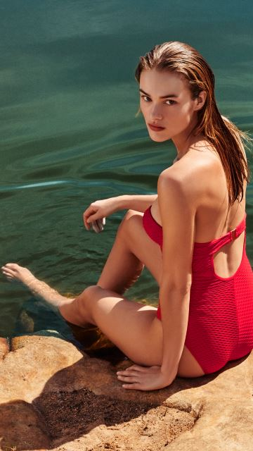 Marie Jo Swimwear BRIGITTE true red