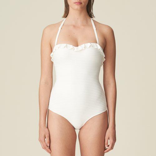 Marie Jo Swim - CELINE - strapless swimsuit Front2