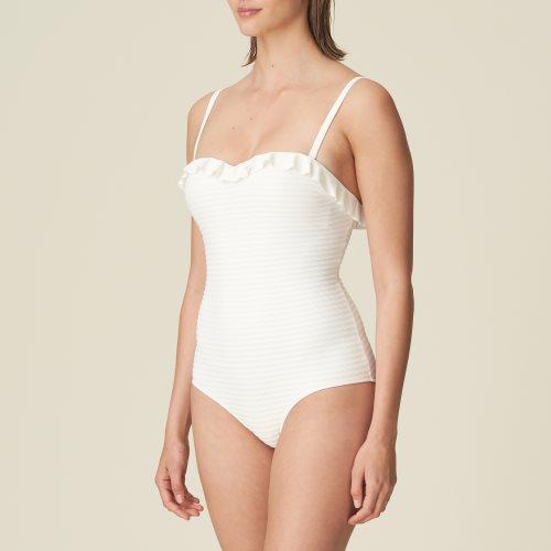 Marie Jo Swim - CELINE - strapless swimsuit Front4